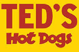 Ted's Hot Dogs logo