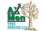AX MEN II TREE SERVICE logo