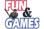 FUN & GAMES logo
