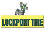LOCKPORT TIRE logo