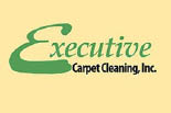 EXECUTIVE CARPET CLEANERS logo