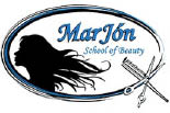 MARJON SCHOOL OF BEAUTY logo