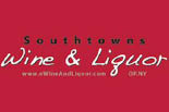 SOUTHTOWNS WINE & LIQUOR logo