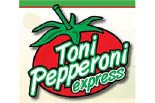 TONI PEPPERONI EXPRESS-LOCKPORT logo