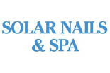 SOLAR NAILS & SPA logo