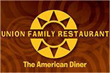 UNION FAMILY RESTURANT logo