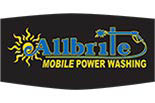 ALLBRITE MOBILE POWER WASHING logo