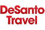 DE SANTO TRAVEL logo