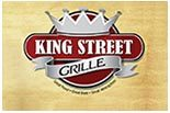 KINGSTREET GRILL logo
