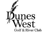 DUNES WEST GOLF CLUB logo