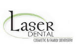 LASER DENTAL logo