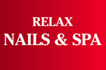 RELAX NAILS & SPA logo