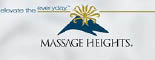MASSAGE HEIGHTS logo