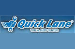 Quick Lane Tire & Auto Service logo
