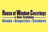 HOUSE OF WINDOW COVERINGS logo