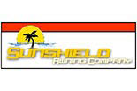 SUNSHIELD PATIO COVERS logo