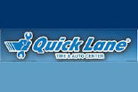 TEAM FORD/QUICK LANE logo
