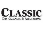 CLASSIC DRY CLEANERS & ALTERATIONS logo