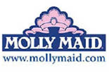 MOLLY MAIDS of the Midlands logo