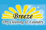 BREEZE DRY CLEANING logo