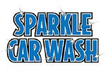 SPARKLE CAR WASHES logo