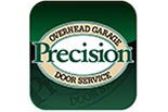 Precision Door logo