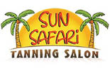 Sun Safari Tanning Salon logo