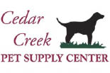 Cedar Creek Pet logo