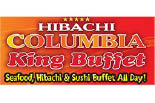Columbia King Buffet logo