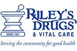 RILEY'S DRUG logo