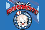 PATRIOTIC AMUSEMENTS logo