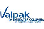 Valpak Of Greater Columbia logo