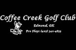 COFFEE CREEK GOLF COURSE logo