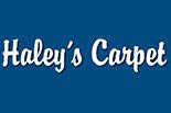 HALEY'S CARPET logo