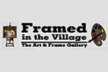 FRAMED IN THE VILLAGE logo