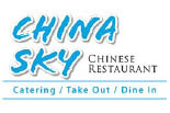 CHINA SKY CHINESE RESTAURANT logo