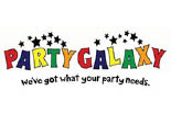 PARTY GALAXY logo