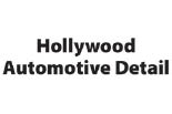 HOLLYWOOD AUTO DETAILING logo