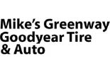 MIKE'S GREENWAY TIRE & AUTO logo
