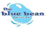 The Blue Bean Coffee Company logo
