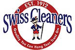 Swiss Cleaners logo