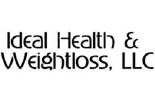 IDEAL HEALTH AND WEIGHT LOSS logo