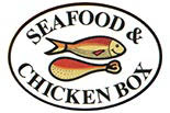 SEAFOOD & CHICKEN BOX logo