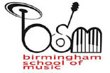 Birmingham School Of Music logo