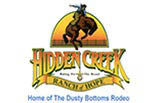 HIDDEN CREEK RANCH OF HOPE logo