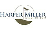 Harper Miller School Of Golf logo