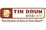Tin Drum Asia Cafe' logo