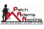 Patch Adams Roofing & Chimney logo