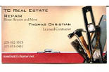 TC Real Estate Repair logo