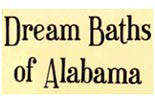 Dream Baths Of Alabama logo